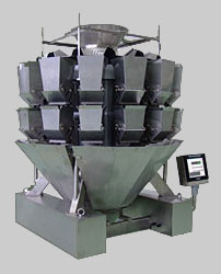 MULTIHEAD WEIGHER - SMWF Series