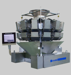 MULTIHEAD WEIGHER, SMW �C P Serie