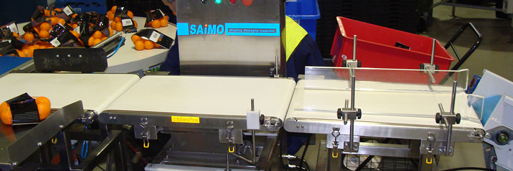 Saimo Checkweigher Weigher